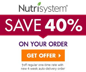 nutrisystem summer sale